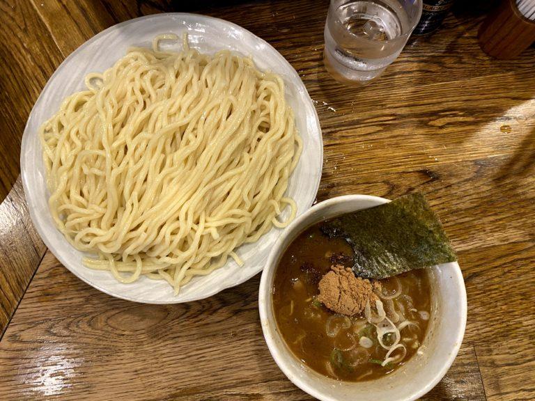 新宿 風雲児|つけ麺