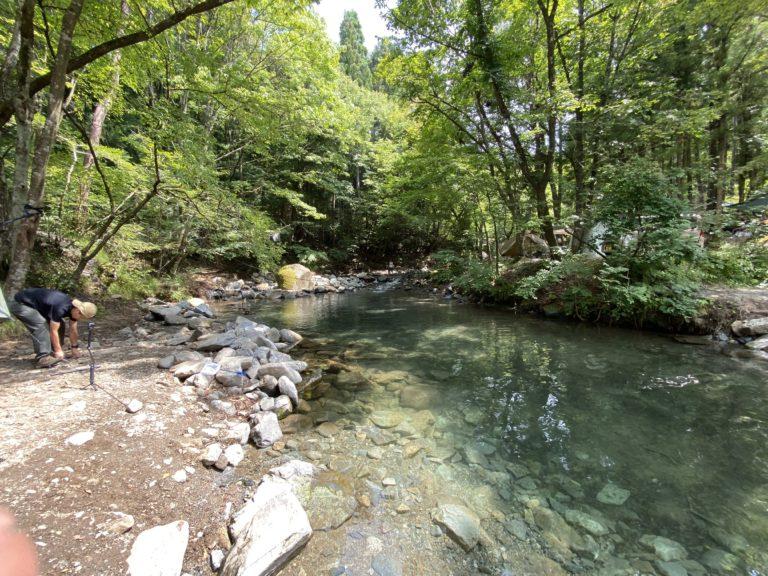 キャンプ|道志の森キャンプ場(1泊)
